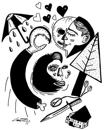 TV Hole – adobe illustrator