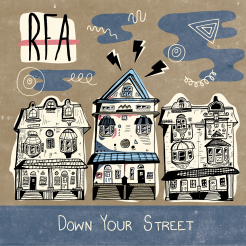 Down Your Street single by RFA