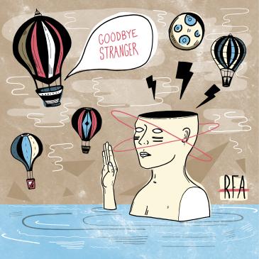 Goodbye Stranger single by RFA