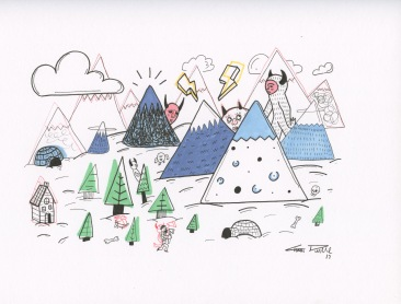 """Tyler's Mountains 