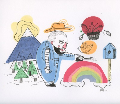 """""""Sunshine and Rainbows"""" 