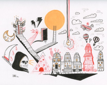 """Technically, We're All Doomed 