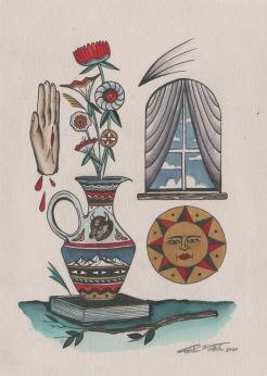 Vase&SeveredHand
